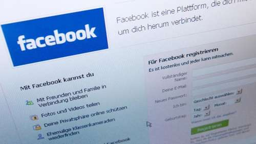 Facebook meldet neuen Manipulationsversuch mit Fake-Accounts