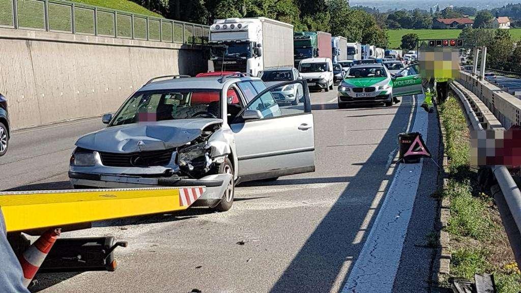 A8 Verkehrsmeldungen Bayern