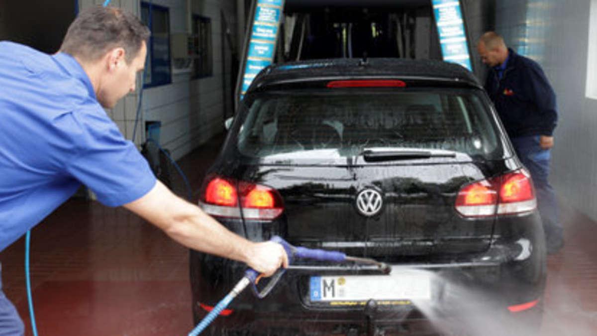 Autowaschen Erlaubt Bayern