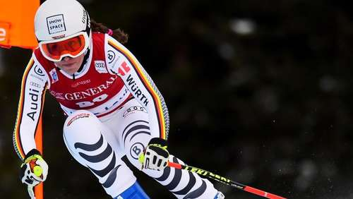 Skirennfahrerin Weidle mit Podest-Coup in Lake Louise