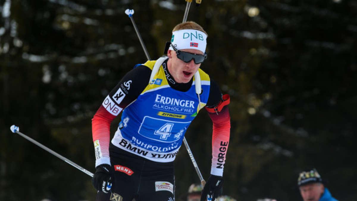 Biathlon Weltcup 2019 In Antholz Heute So Lief Die Verfolgung Der