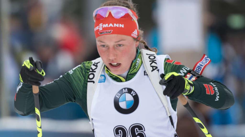 Biathlon Massenstart Heute