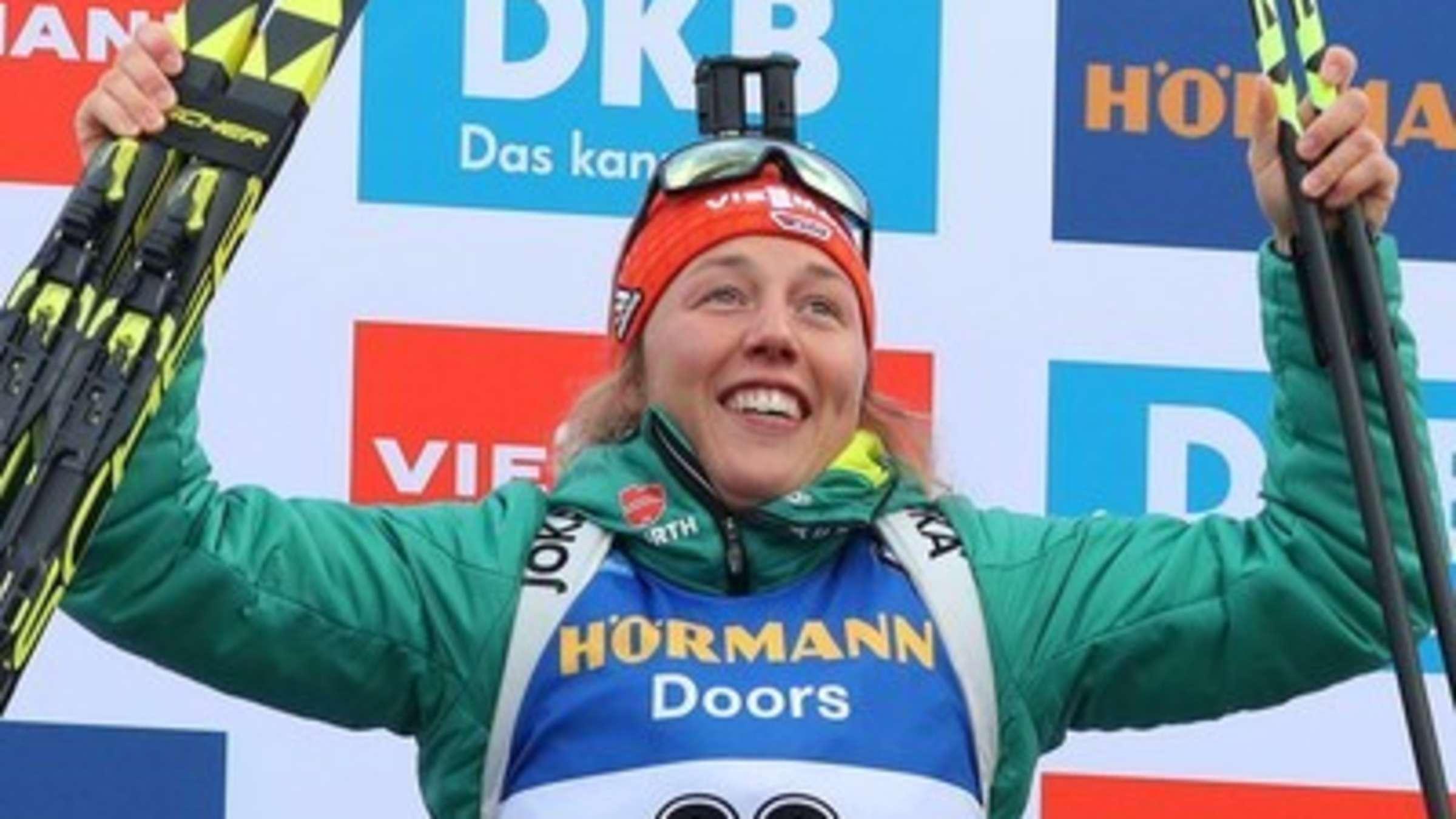 biathlon heute programm
