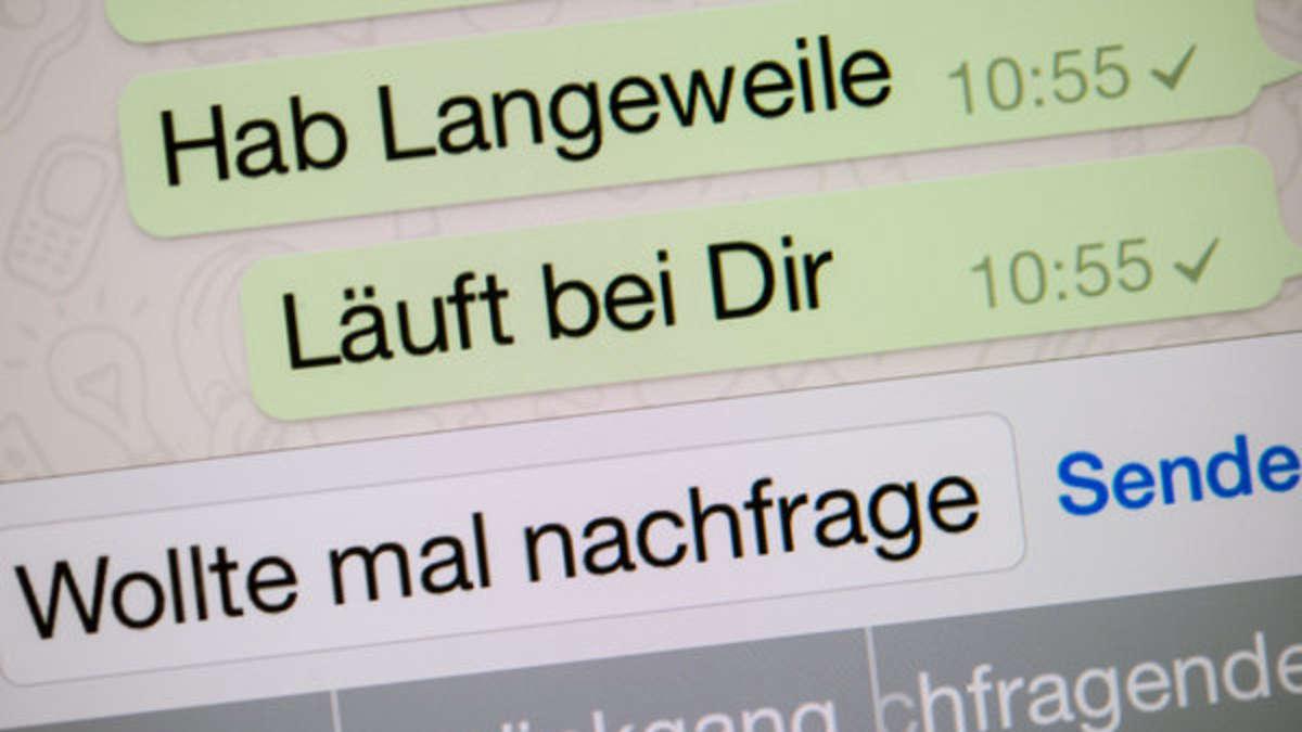 WhatsApp-Haken: Was bedeuten die Häkchen bei Nachrichten? | Netzwelt