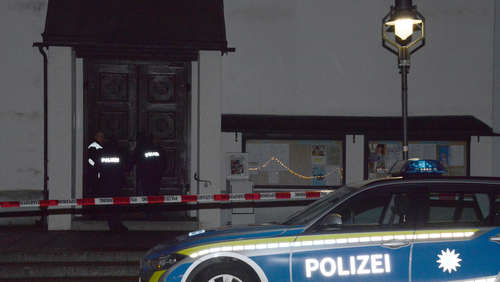 Polizeieinsatz in Bad Endorf