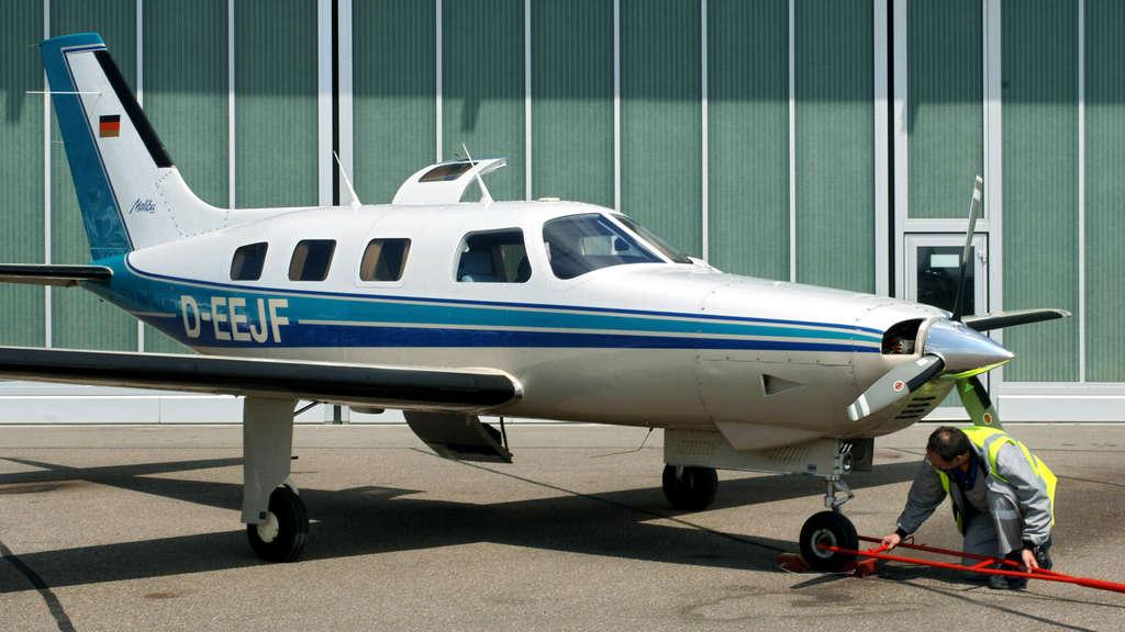 Flugzeug Sala