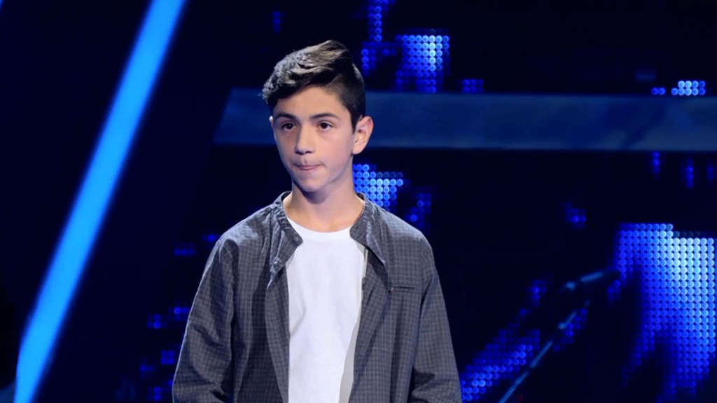 The Voice Kids Jorden