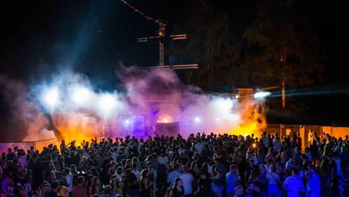 "Mega-Stimmung bei ""Beach on Fire"" in Laufen"