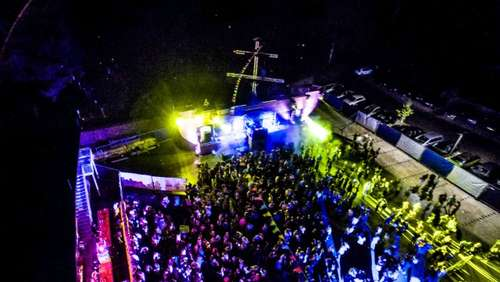 "Bilder von der ""Beach on Fire""-Party in Laufen - Teil Eins"