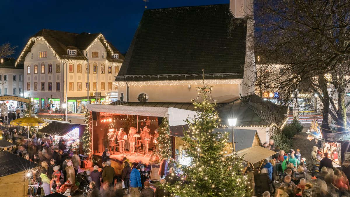Prien am Chiemsee: Christkindlmarkt 2019 an den Wochenenden vor Weihnachten | Prien am Chiemsee - chiemgau24.de