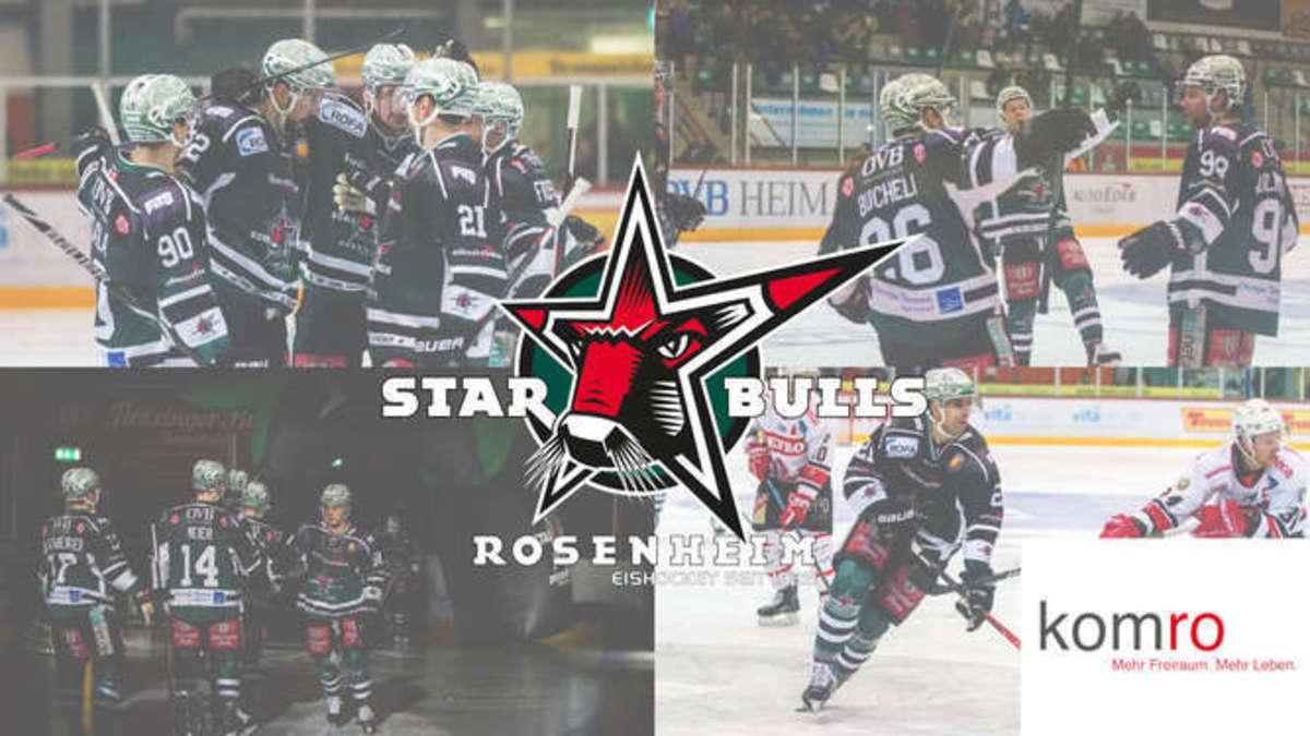 Aus der NETZSCH Arena in Selb jetzt live! | Starbulls Rosenheim - chiemgau24.de