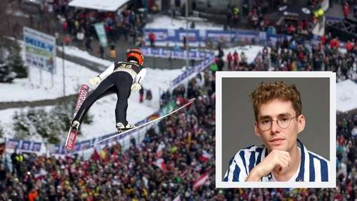 Skispringen Willingen: Livemusik-Party mit Lost Frequencies an der Mühlenkopfschanze