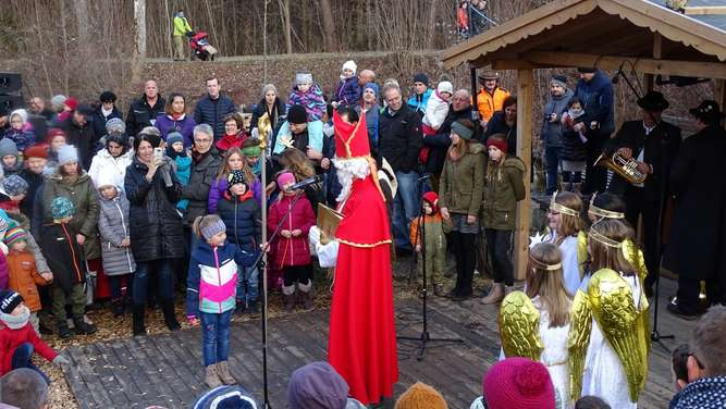 Waldadvent in Bad Feilnbach (2)