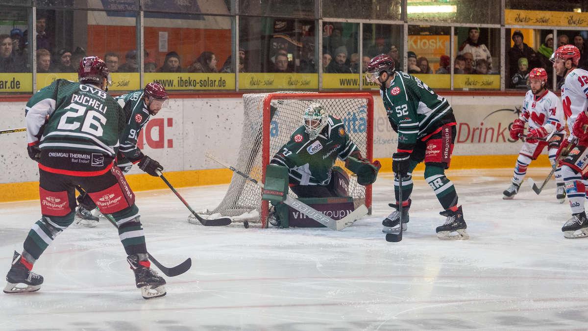 Eishockey Oberliga Live