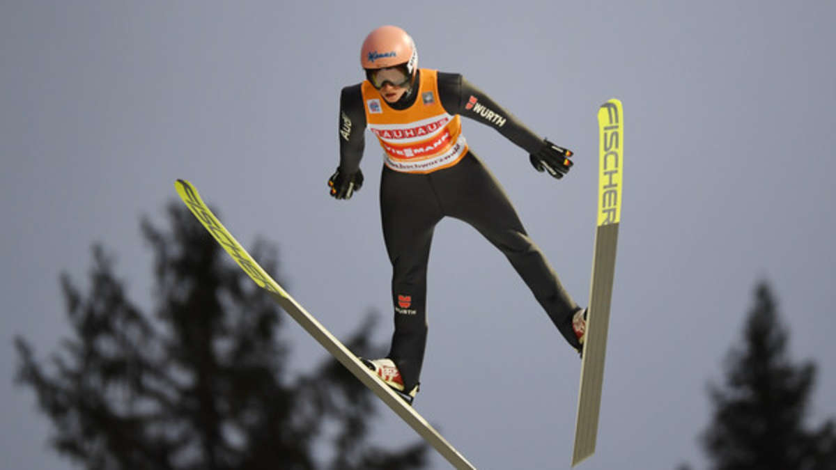 Skispringen Weltcup