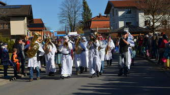 Faschingszug in Chieming (1)