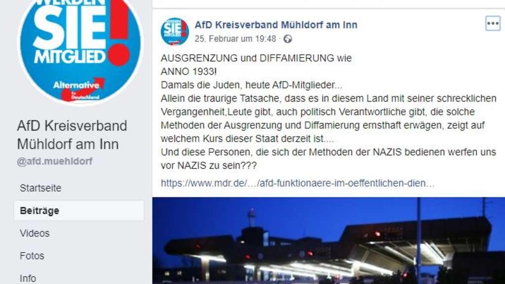 Afd Facebook Bayern