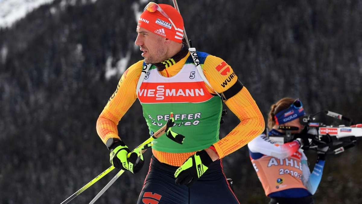 Biathlon Saison 2020