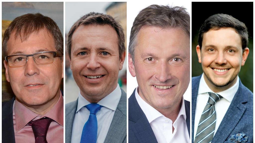 Bürgermeister Stichwahlen Bayern
