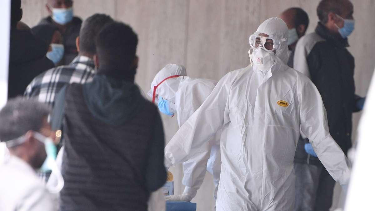 Coronavirus In Bayern Gesundheitsamt Aktuelle Zahlen