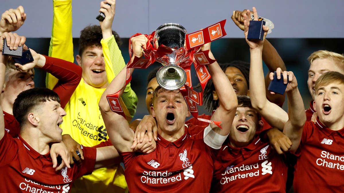 Fussball Liverpool