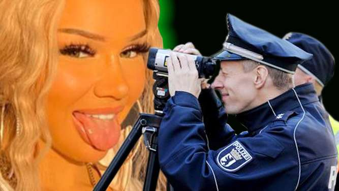 "Shirin David: Skandal-Rapperin verspottet Berliner-Polizei – ""Hoes up, G's down"" geht viral"