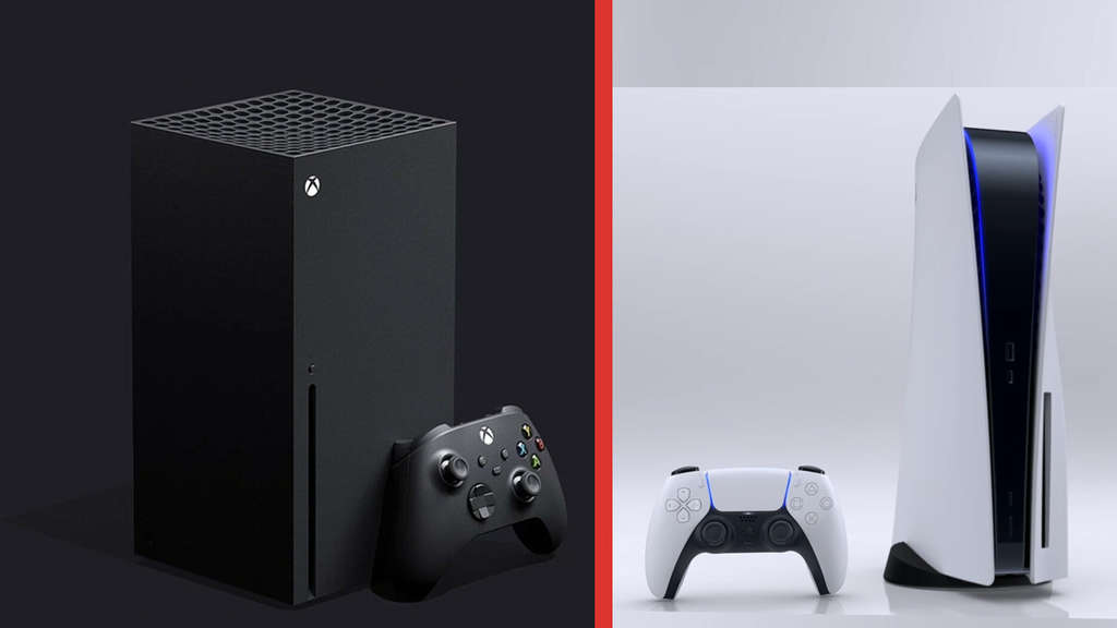 Ps5 vs Xbox Series X Game Pass August Sony Microsoft Controller Vergleich