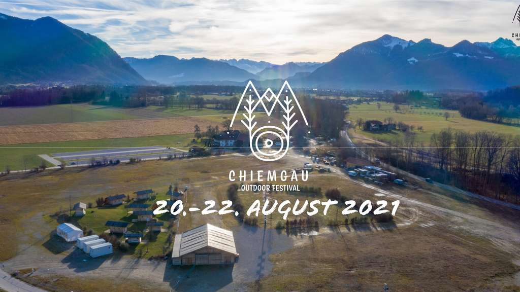 """Chiemgau Outdoor Festival"" 2021 in Übersee"
