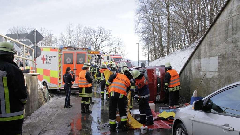 Unfall Am Dienstag